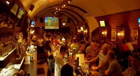 Top 10 Bars In Prague by Sports Bars In Prague