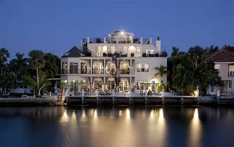 1 Story House Floor Plans Middle River Manor A European Inspired Waterfront