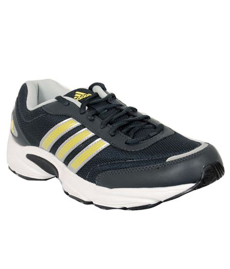 adidas gray sport shoes for
