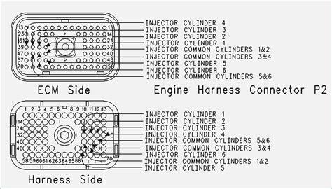 ecm wiring diagram caterpillar 3126 wiring diagrams vivresaville