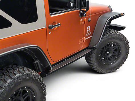 Rock Sliders Jeep Jk Teraflex Wrangler Rock Guard Rock Sliders 4637300 07 17