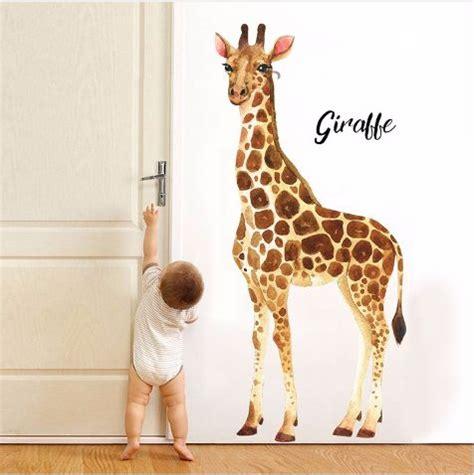 gigi  giraffe wall sticker