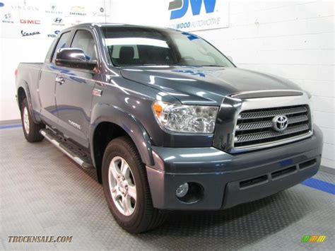 2007 Toyota Tundra Limited 2007 Toyota Tundra Limited Cab 4x4 In Slate