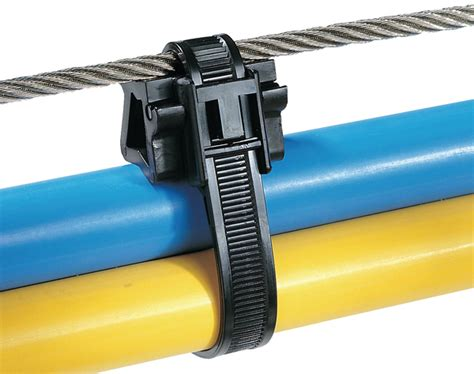 cable ties  serrated  parallel routing taslws