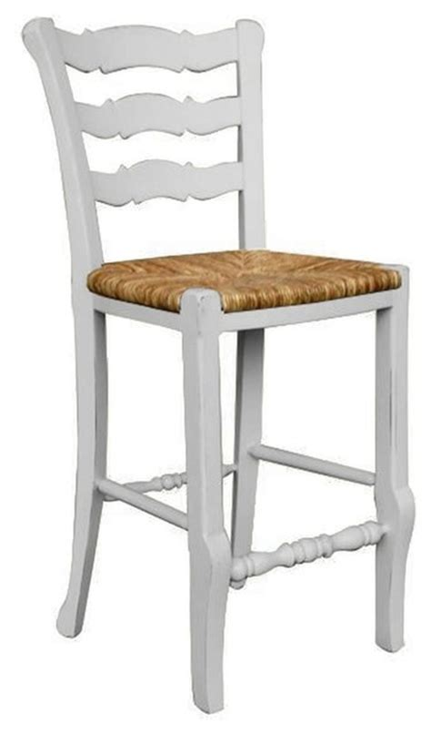 Coastal Style Bar Stools by New Counter Stool Painted Gray Resin Style Bar