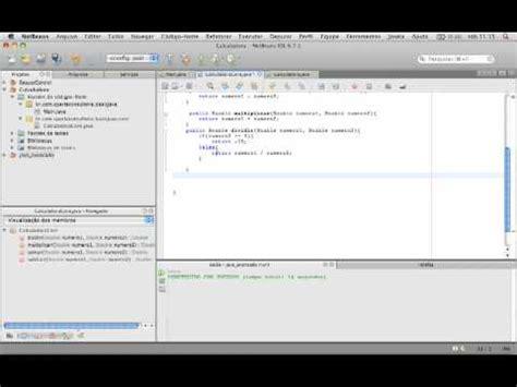 netbeans swing tutorial basic java tutorial criando uma calculadora em swing
