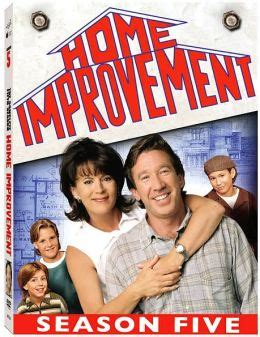 home improvement season 5 by abc studios tim allen