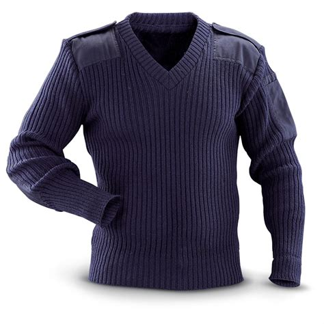 Sweater Navy used sweater navy 175344