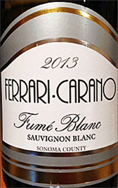 carano sauvignon blanc review ken s wine review of 2013 carano sauvignon blanc