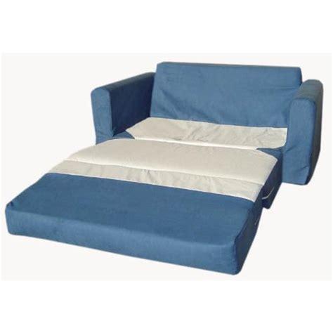 Fun Furnishings Sofa Sleeper In Denim Beyond Stores Denim Sofa Sleeper