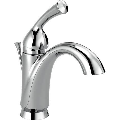 delta haywood single single handle bathroom faucet in