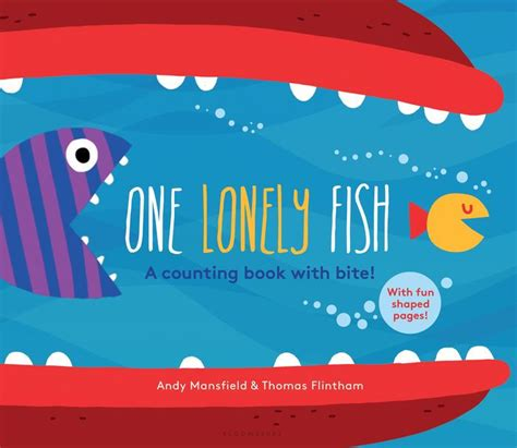 Pop Up Book Fish Food By Andy Mansfield one lonely fish by andy mansfield flintham hardcover barnes noble 174