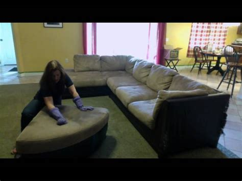 removing stains from microfiber couch remove stains from a microfiber couch with water or