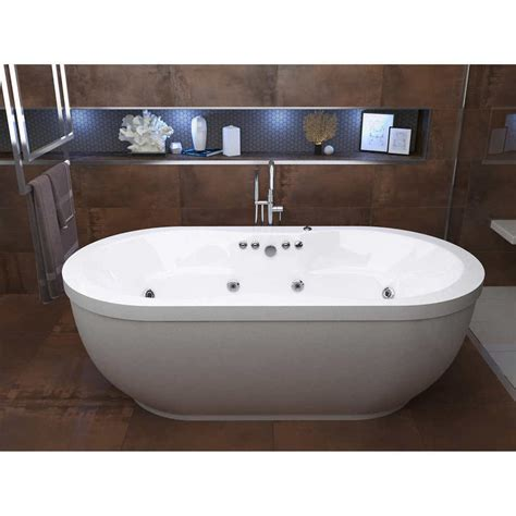 freestanding bathtubs with jets bathtubs idea amusing freestanding tub with jets kohler