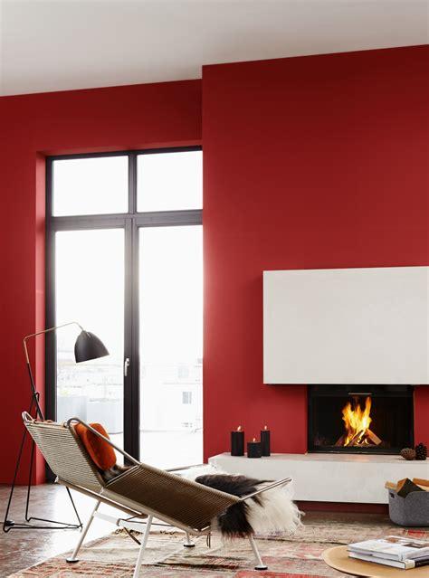 Einzigartige Farben by Einzigartige Zimmergestaltung Mit Den Rot Und