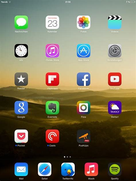 how to layout your home screen show us your ipad air home screens iphone ipad ipod