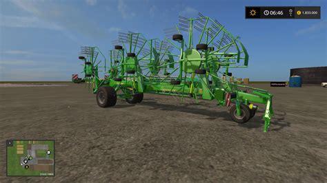 Www Ls by Krone Swadro 2000 V1 17 Fs2017 Farming Simulator 2017 17 Ls Mod