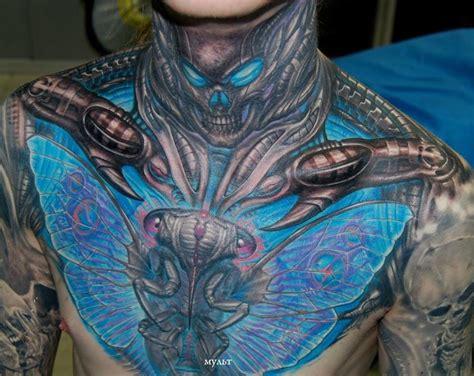 bio organic tattoos 16 badass bio organic tattoos tattoodo