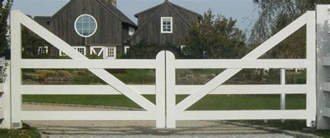 country style gates wooden driveway gate custom made out of western cedar