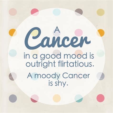 how to deal with cancer man mood swings cancer zodiac sign hehe this is soo my little man cancer girl pinterest