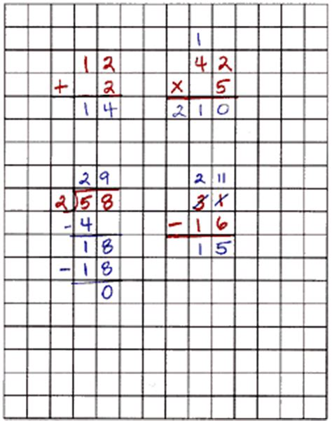 printable graph paper elementary students do2learn educational resources for special needs