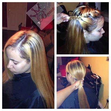 versatile sew in short hair weave versatile sew in custom color extensions