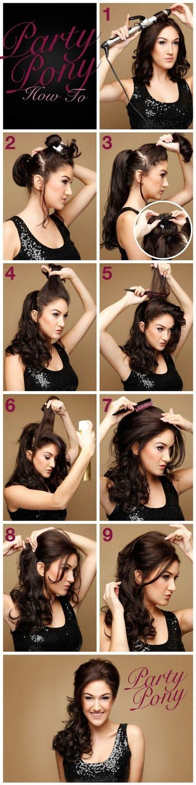 party hairstyles for short hair tutorial step step party wear makeup tutorial tips ideas