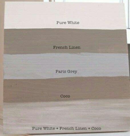 linen paint color sloan chalk paint in coco or linen for my