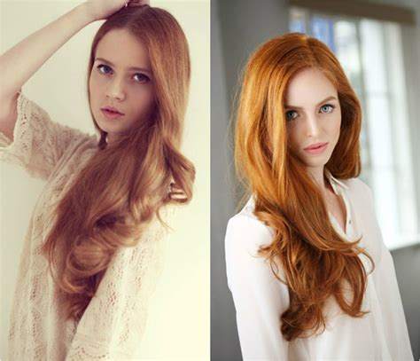 blonde and red hair weave pictures preparation work before dyeing red hair extensions vpfashion