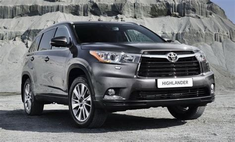 Toyota Highlander 8 Seater 2015 Toyota Highlander The 8 Seater By Kingston Toyota