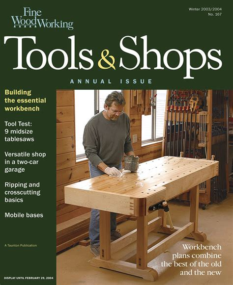 magazine page    finewoodworking