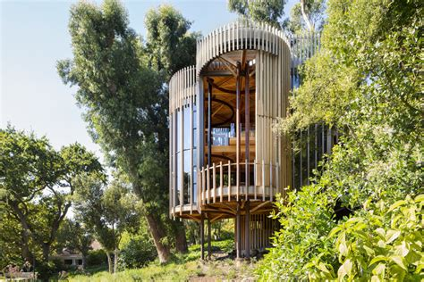 tree house interior design tree house malan vorster architecture interior design archdaily