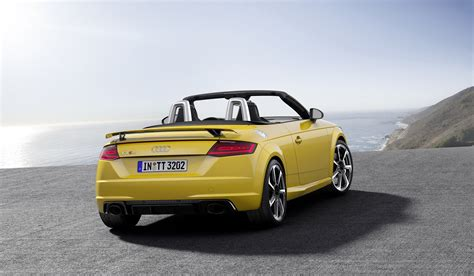 Audi Tt Rs Roadster Price by 2018 Audi Tt Rs Roadster Review Top Speed