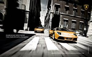Lamborghini Ads Lamborghini Advertisement Spencer Trumpp S