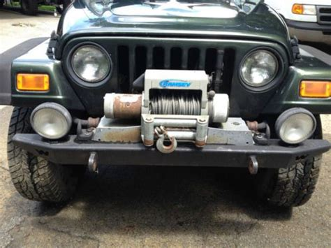 6 Speed Jeep Transmission Find Used 2005 Jeep Willis Tj Wrangler 4x4 With Manual 6