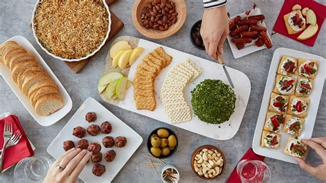 christmas food ideas for a group every appetizer you ll need bettycrocker