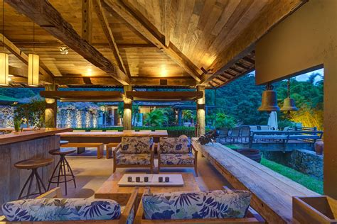 bars with outdoor space bar outdoor living space charming rustic house in