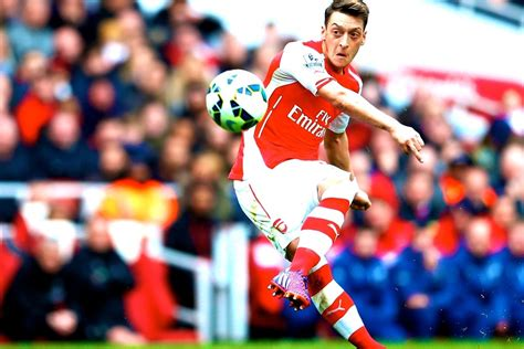 arsenal bleacher report arsenal are now built around mesut ozil s talents
