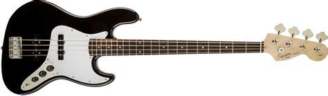 Bass Fender Jaz Bas Sunbrs 2 squier 174 affinity jazz bass 174 rosewood fingerboard black