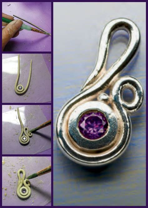 how to make your own metal jewelry best 25 metal clay jewelry ideas on metal