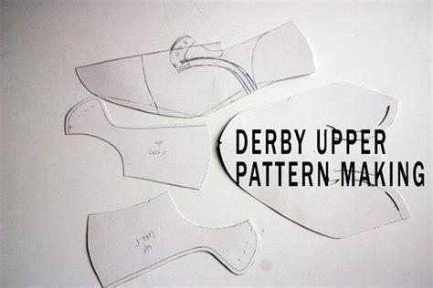 pattern maker jobs derby derby upper pattern making bespoke derby handsewn opanka