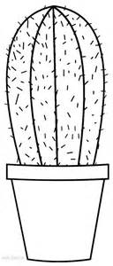 cactus coloring page printable cactus coloring pages for cool2bkids