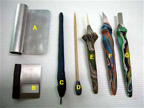 Handmade Pottery Tools - handmade tools picture image by tag
