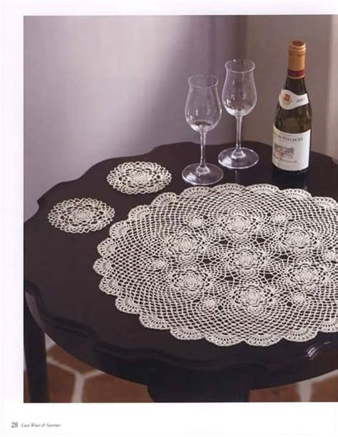 free crochet home decor patterns free home decor crochet patterns beautiful crochet