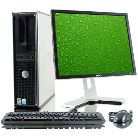 Desk Top Computer Prices Dell Optiplex 745 Low Price Desktop Pc The Tech Journal