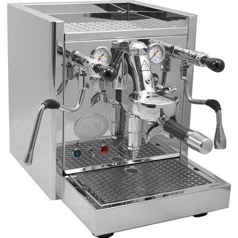 Coffee Maker Ecm 1250 10 best commercial espresso machine reviews coffee on fleek