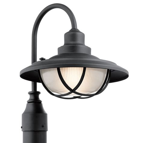 Kichler Lighting Sale Kichler Lighting Harvest Ridge Post Light 49694bkt Destination Lighting