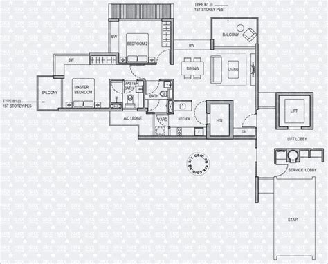 holland residences floor plan floor plans for holland residences condo srx property