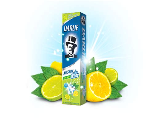 Toothpaste Darlie All Shiny White Lime Mint 160g Jual Toothpaste Darlie All Shiny White Lime Mint 160g