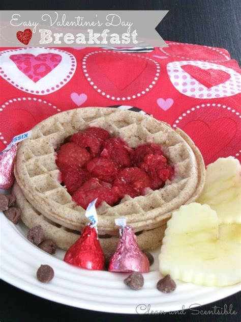 valentines day breakfast ideas s day breakfast ideas clean and scentsible